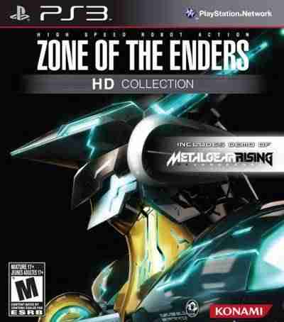 Descargar Zone Of The Enders HD Collection [MULTI][Region Free][FW 4.2x][VIMTO] por Torrent